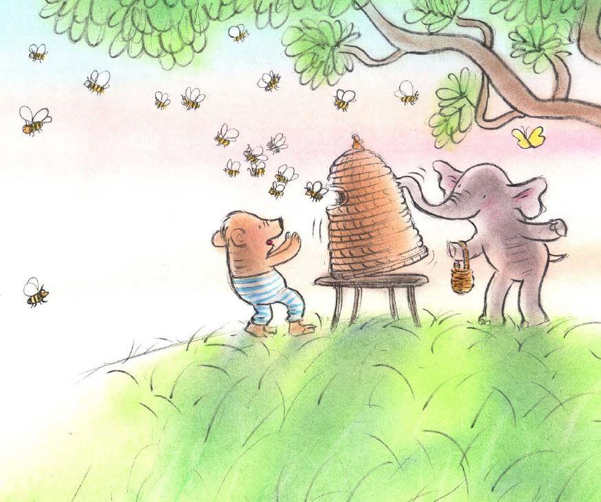 Dierendorpje helpt de bijen