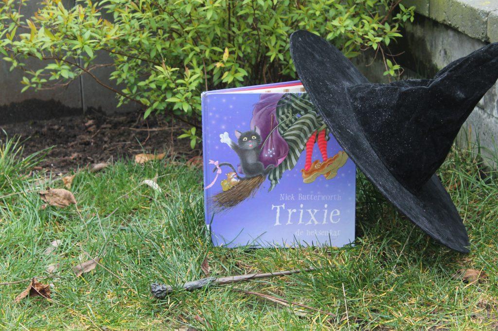 Trixie de heksenkat