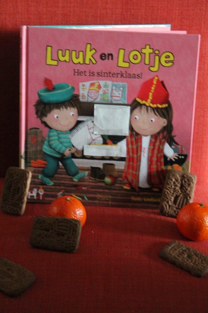 Luuk en Lotje Het is Sinterklaas